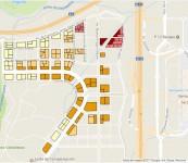 Nuevo mapa interactivo para la Junta de Valdebebas